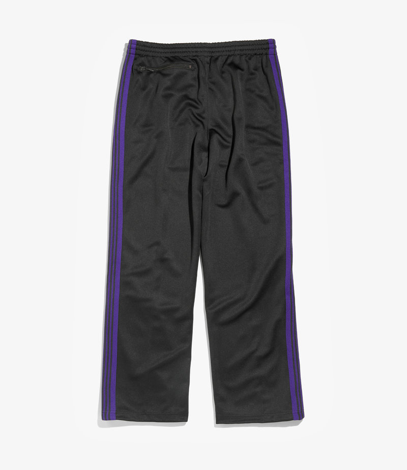 Needles Track Pant - Poly Smooth - Charcoal