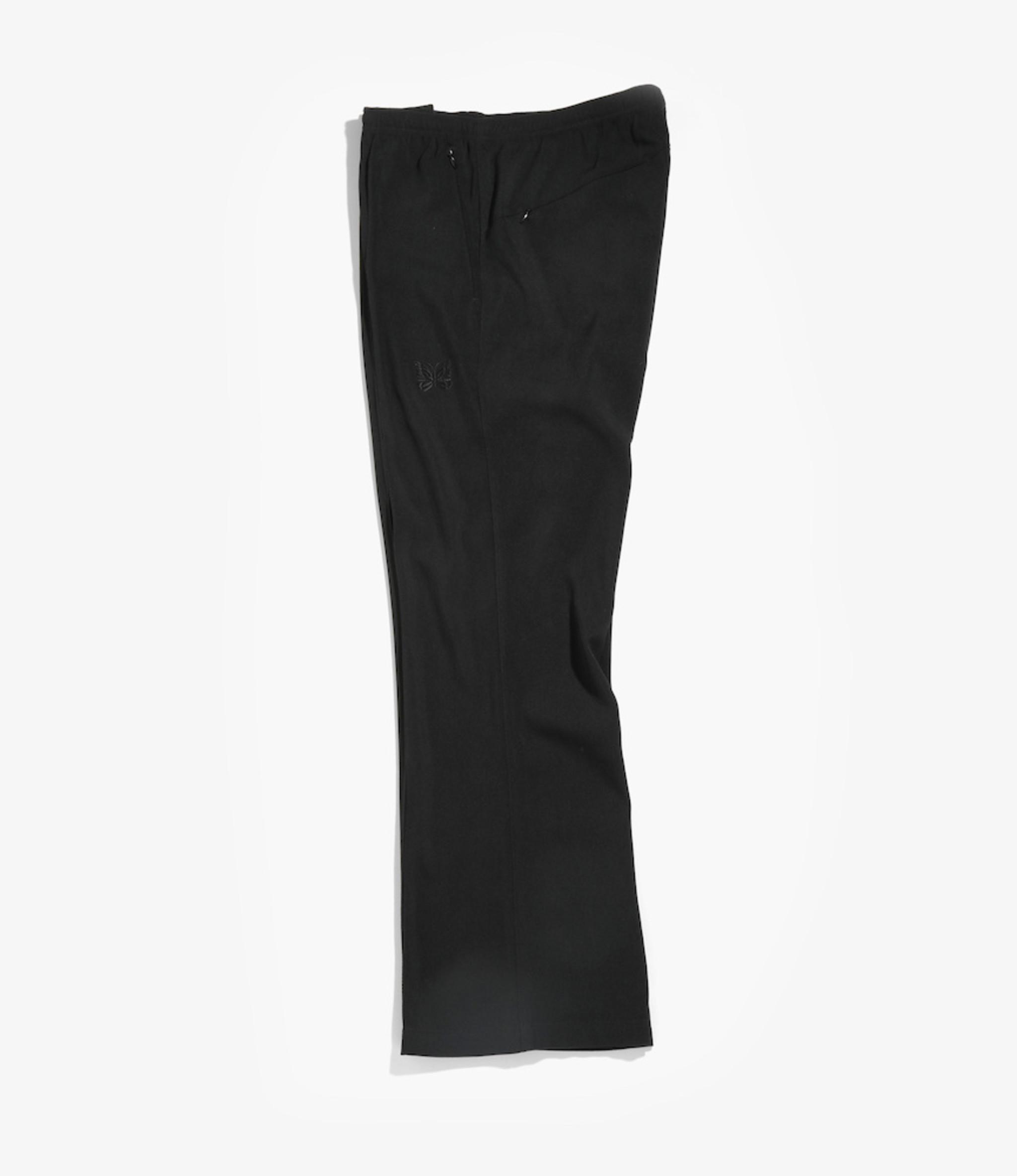 Needles W.U. Boot-Cut Pant -  Pe/W Doeskin - BLK