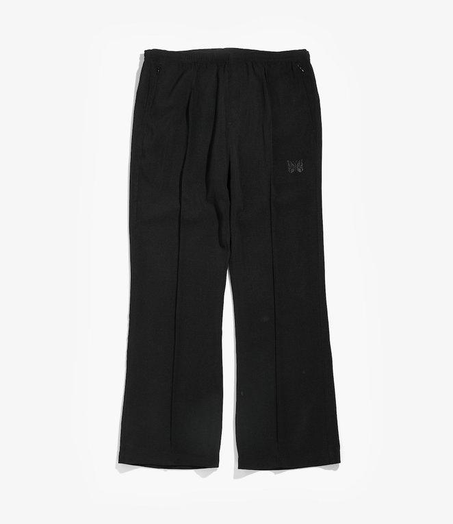 Needles W.U. Boot-Cut Pant -  Pe/W Doeskin - Black