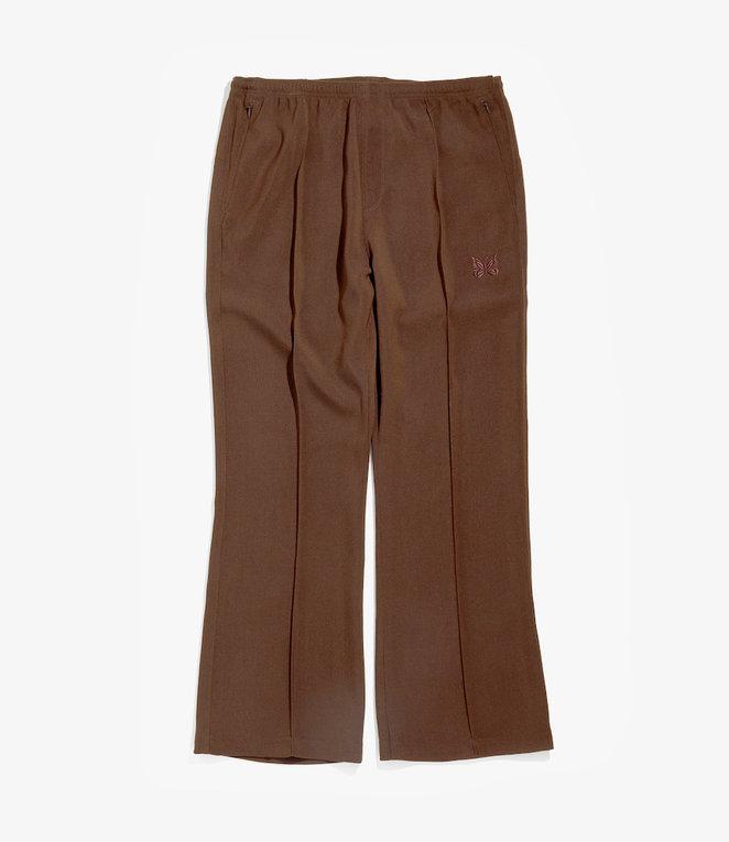Needles W.U. Boot-Cut Pant -  Pe/W Doeskin - Brown