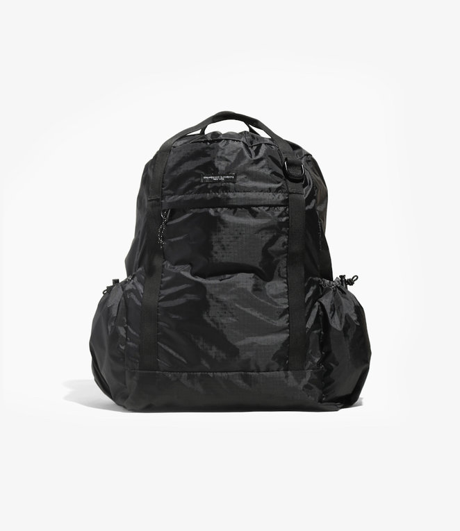 Engineered Garments UL Backpack - Charcoal Nylon Ripstop