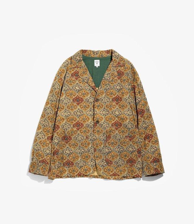 South2 West8 Pen Jacket - Batik Pt.  - Arabesque