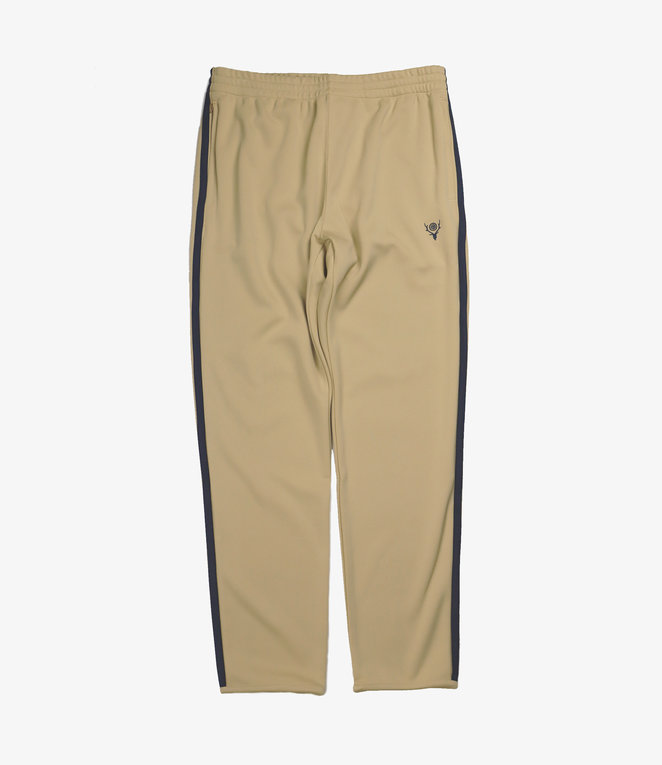 South2 West8 Trainer Pant - Poly Smooth - Beige