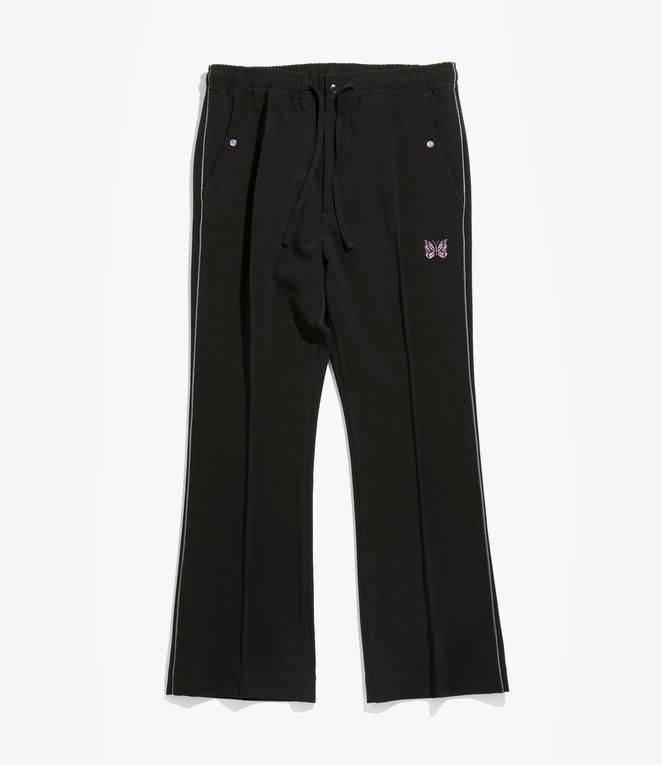 Needles Piping Cowboy Pant - Pe/Pu Double Cloth - Black