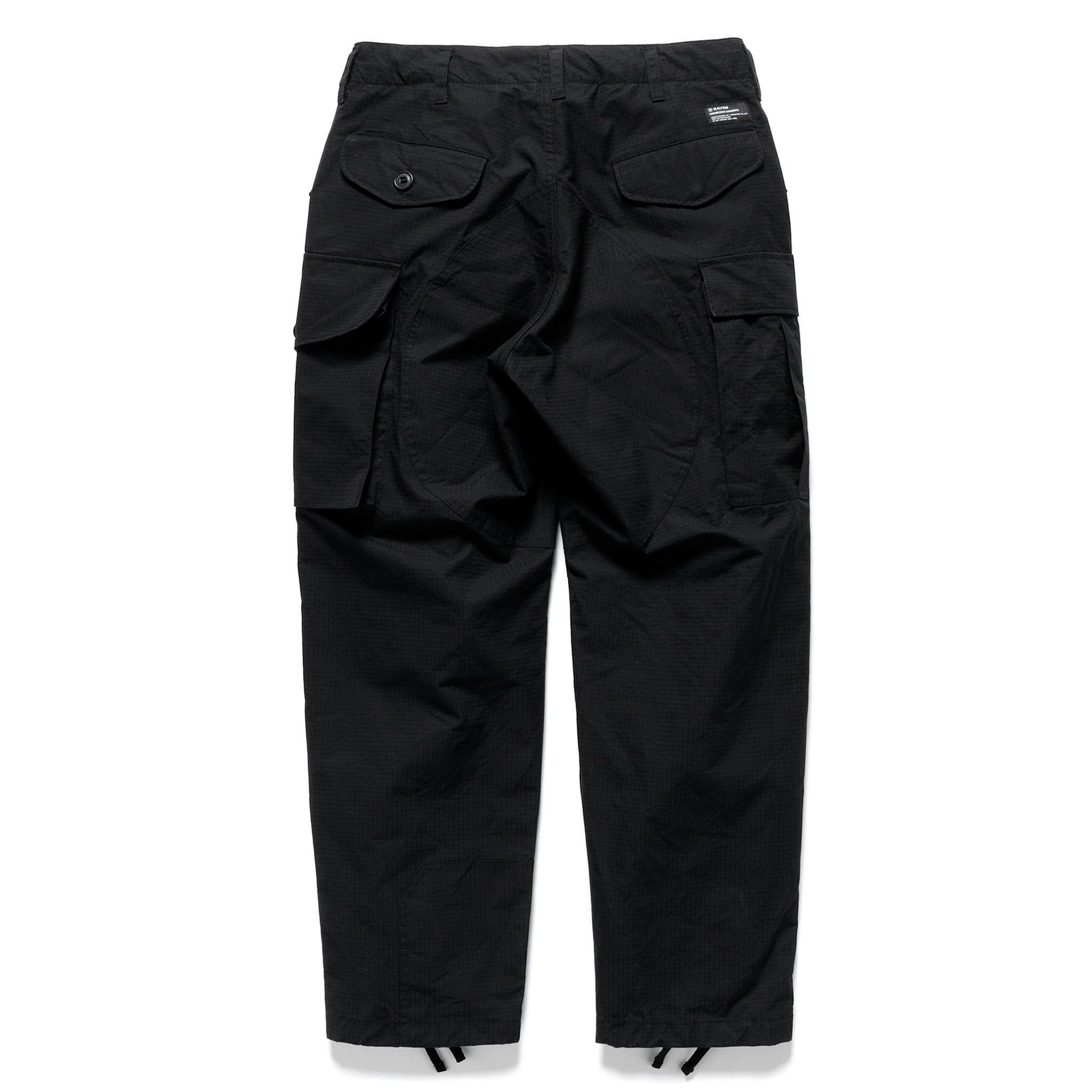 Engineered Garments BDU Pant for HAVEN - Black Ventile Ripstop