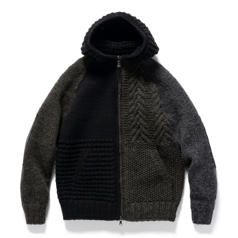 Engineered Garments Knit Pacific Parka for HAVEN