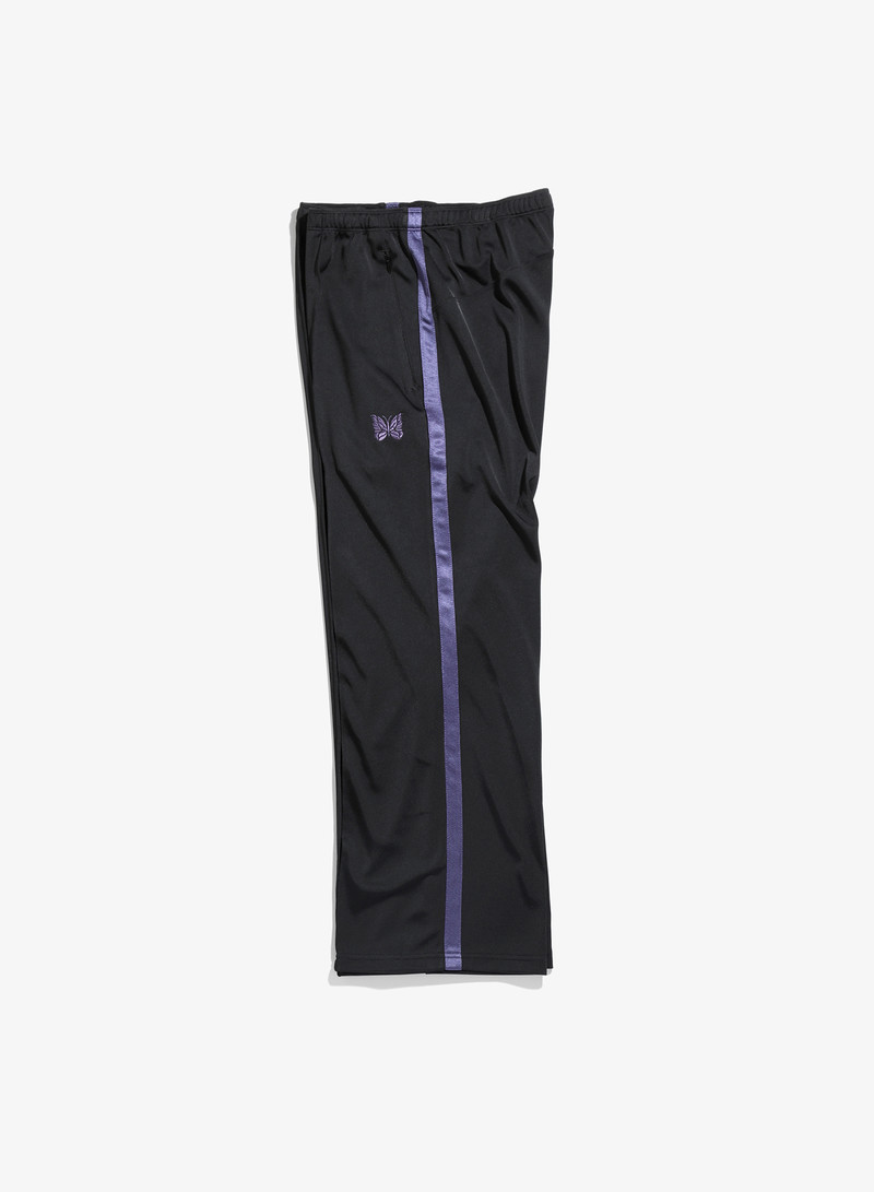 Needles S.L. Seam Pocket Pant - Bright Jersey - Black