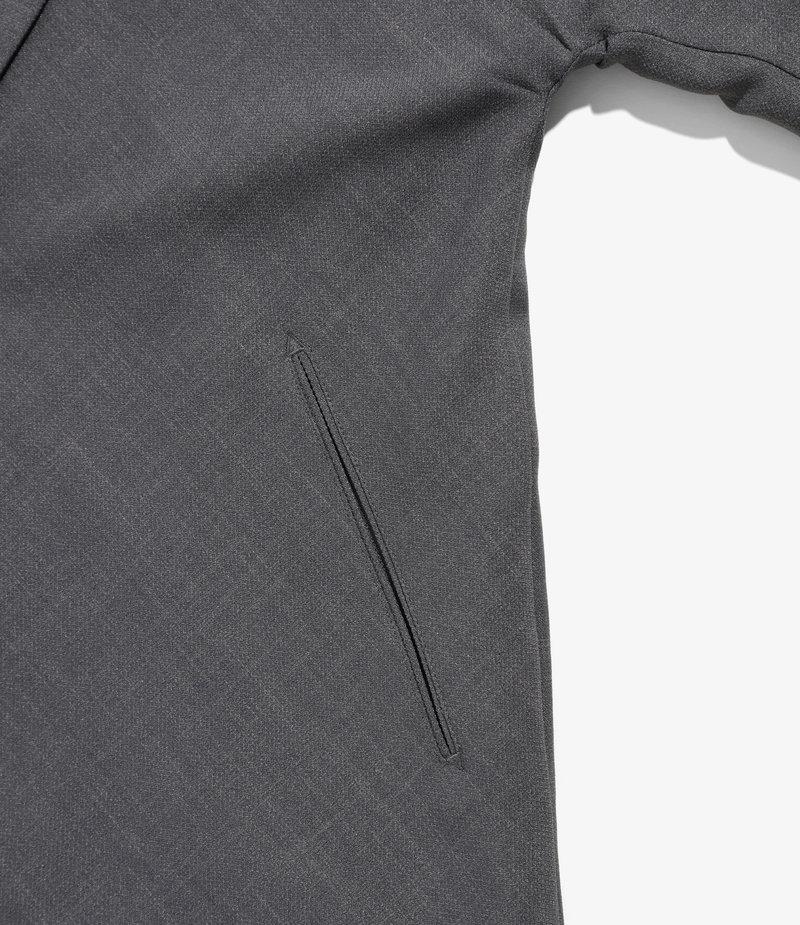 Needles Miles Jacket - Poly Dobby Twill - Charcoal