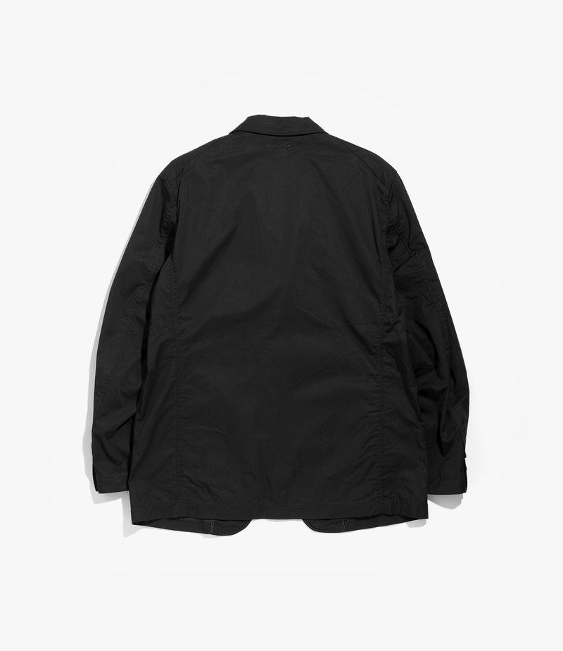 Engineered Garments NB Jacket - Dk.Navy High Count Twill