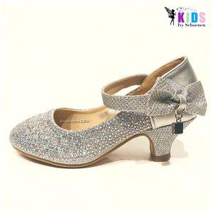 Heels  BELLE- Silver