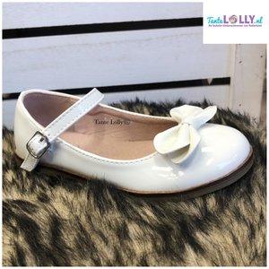 Ballerina LADY -  White