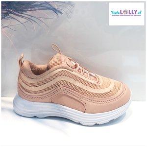 Sneakers LIMA - Zalm Roze