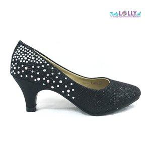 Heels  ANNA - Black