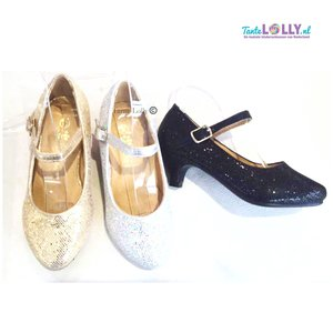 Heels  GLAMOUR - Gold