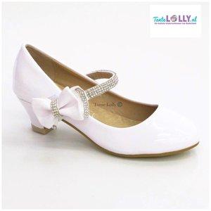 Heels  SNOW WHITE- White