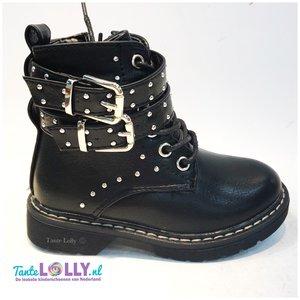 Boots BELLADONNA - Zwart ( 25-36)