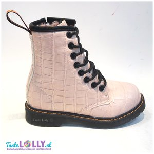 Boots CROCO-  Pink