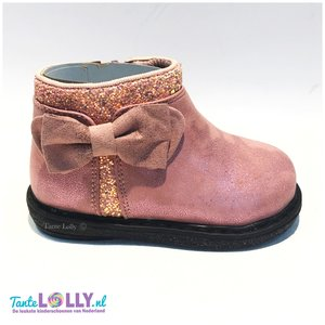 Ankleboots OLIVIA - Pink