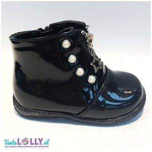 Ankleboots MILA - Black