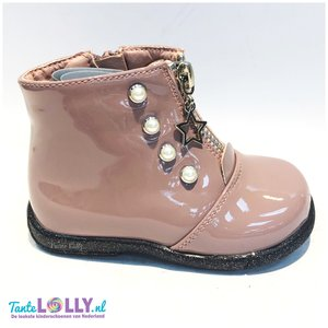 Ankleboots MILA - Pink