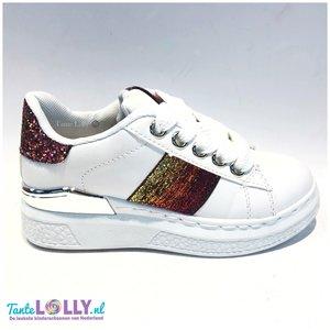 Sneakers VOLCANA- Rood