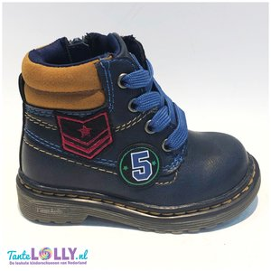 Boots ARROW-  Donkerblauw