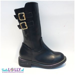 Boots MANHATTEN- Black (25-36)
