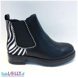 Boots BIANCA - Zebra (30-36)