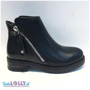 Boots CYNTHIA- Black (30-36)