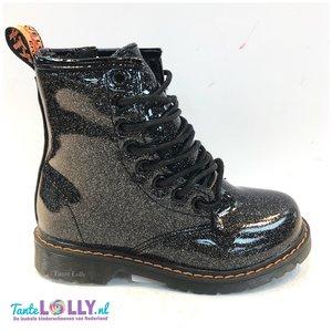 Boots GLAMM  -  Zwart