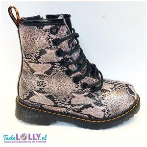 Boots Snake KAA -  Pink