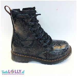 Boots Slang KAA -  Zwart