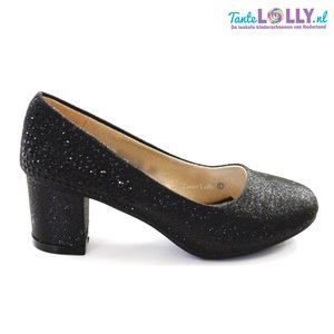 Heels  EVA - Black