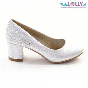 Heels  EVA - White