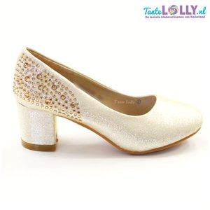 Heels  EVA - Gold