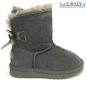 Winter Boots RAINBOW- Grey  Suede