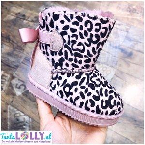 Boots SHIRA -  Pink
