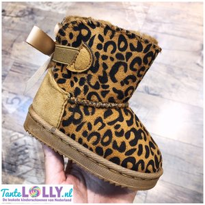 Boots SHIRA-  Khaki