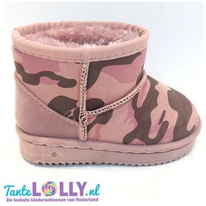Boots SHADY-  Roze