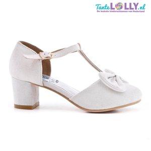 Heels VALENCIA- White