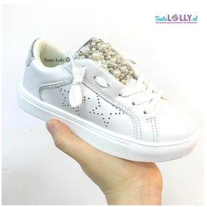 Sneakers LA PERLA -  Zilver