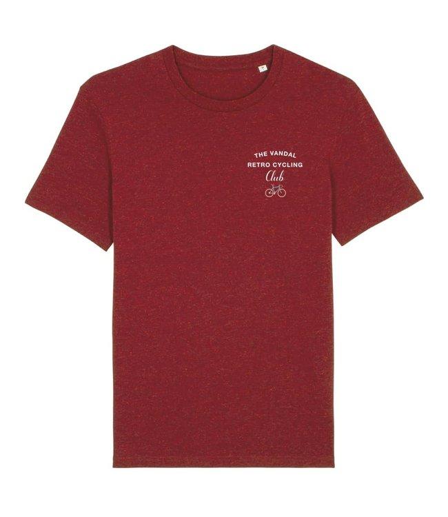 Eco T-shirt Retro Cycling Club