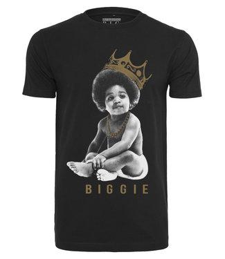 Merchcode Biggie Crown Child Tee - MC298