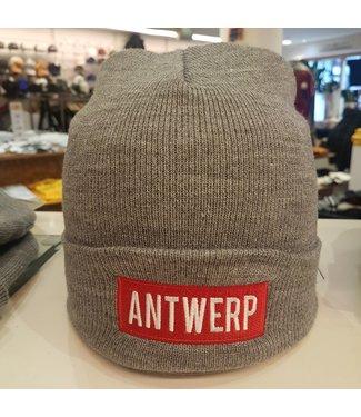 AW Antwerp  Wear Beanie Red Box