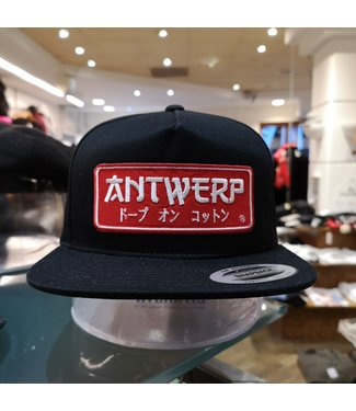 AW Antwerp Jap Style 5 panel snapback
