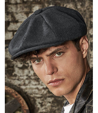 Melton Wool Baker Boy Cap CB629