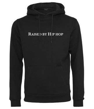 Raised by Hiphop EMB Hoody