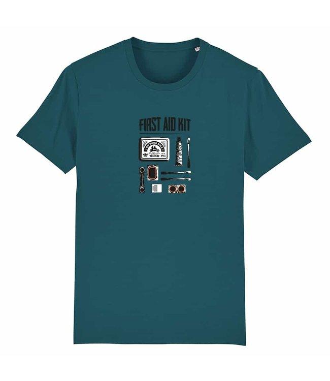 The Vandal First Aid Kit Heren T-Shirt