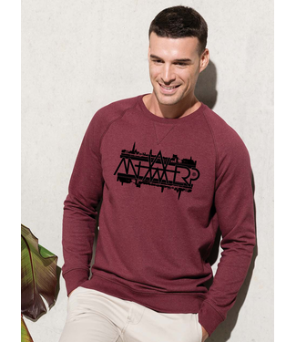 AW  sweater SKYLINE