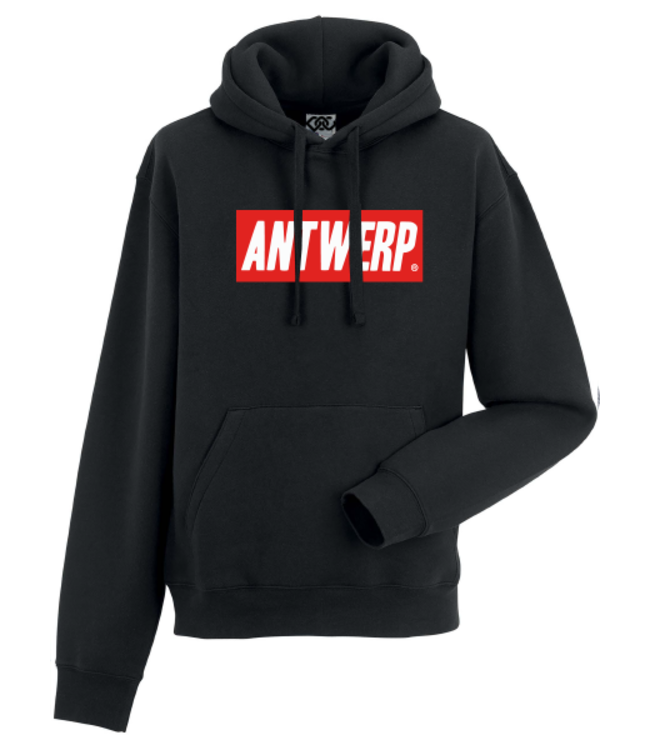 AW Hoody ANTWERP RED BOX